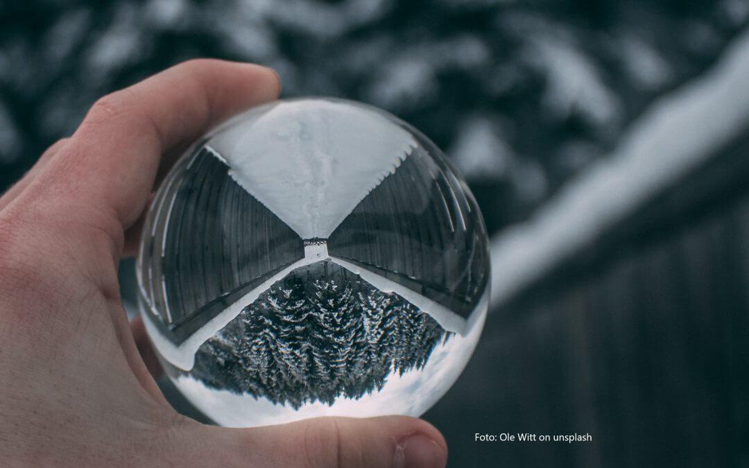 Planung oder Glaskugel? Vier Schritte für Ihre erfolgreiche Personalplanung