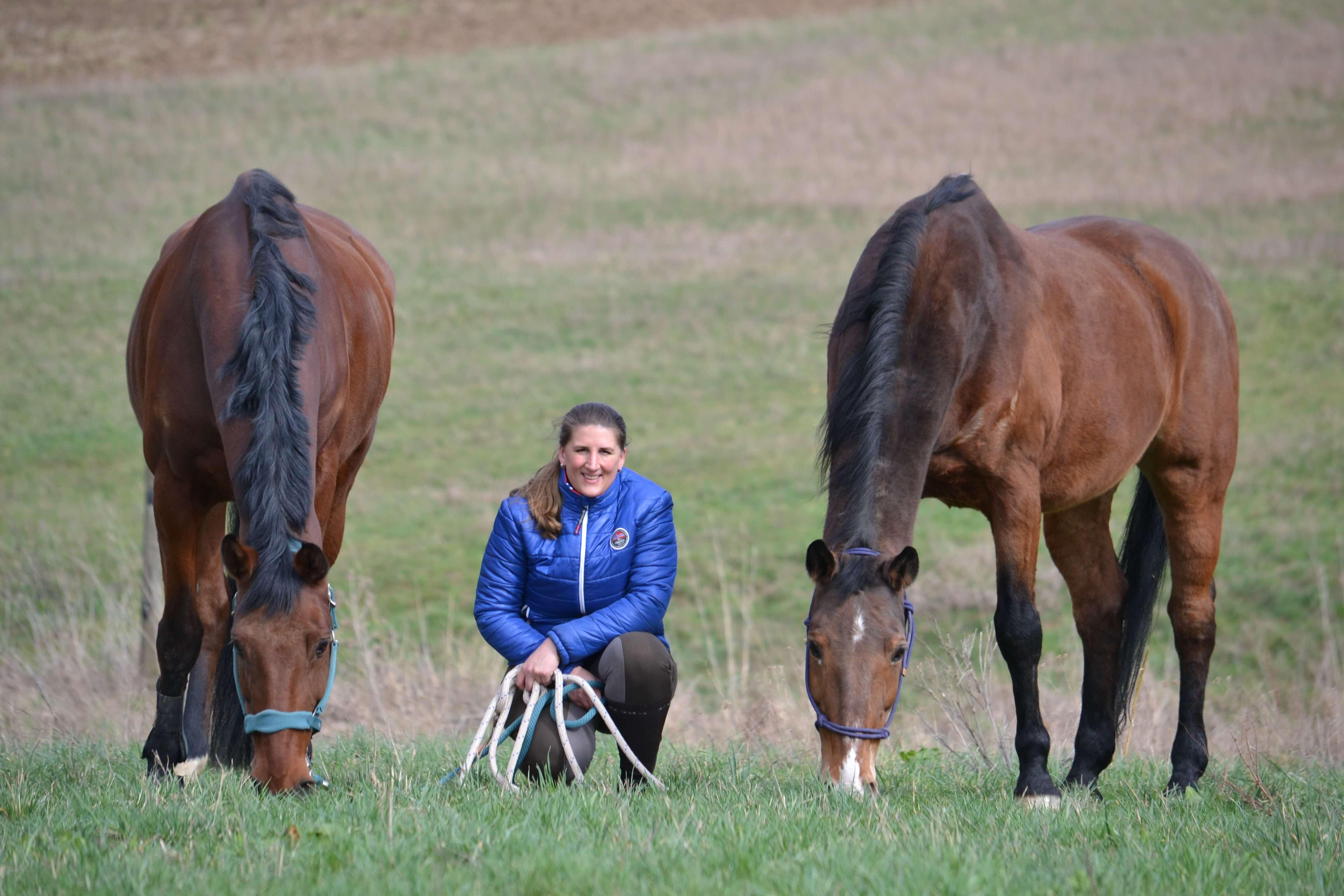 Claudia Grajek pferdegetützes Coaching